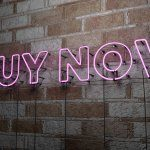 buy now button on saas ecommerce site