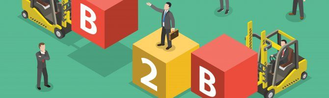 B2B, B2C, and B2G business model for ecommerce