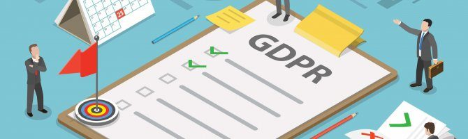 (GDPR) General Data Protection Regulation Compliant Checklist